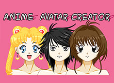 Create a Avatar Anime