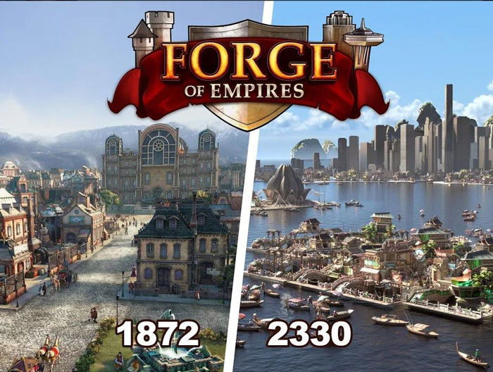 city creation in forge of empires